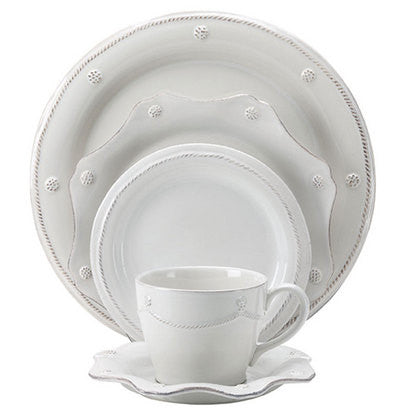Juliska Berry and Thread Dinnerware 5pc Place Setting