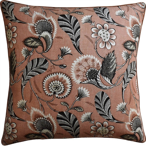 Floral Blush Pillow