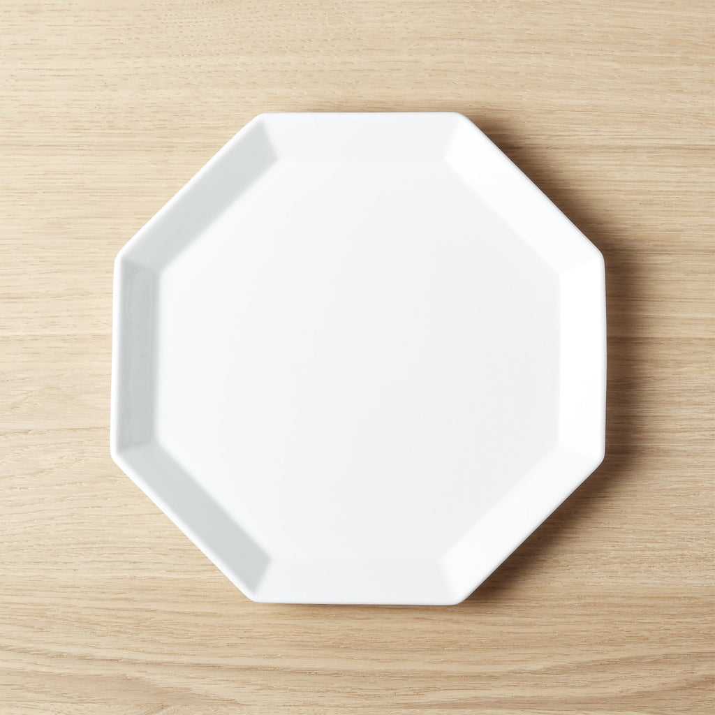 Small Octagon Platter