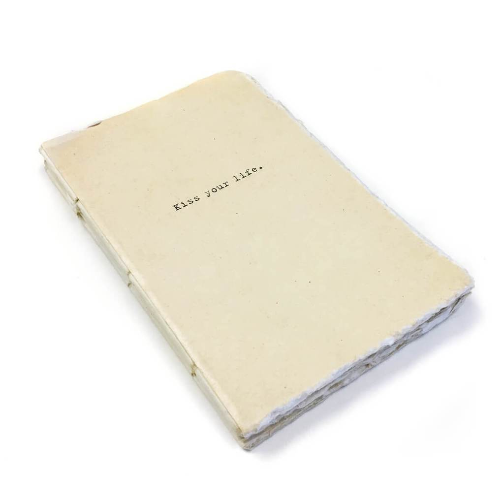 Deckle Edge Notebook, 4x6