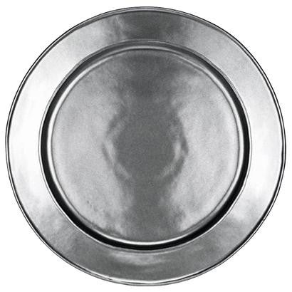Juliska Pewter Round Charger