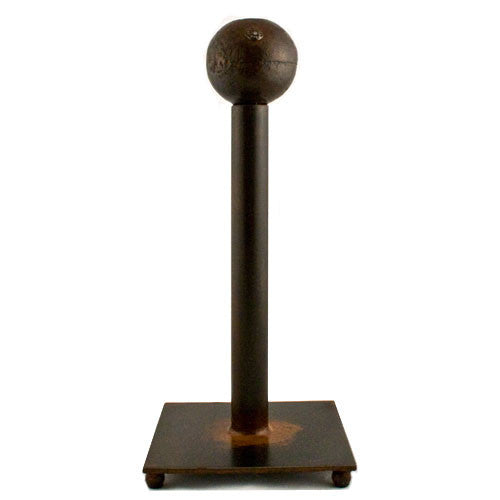 Jan Barboglio Forged Iron Paper Towel Holder