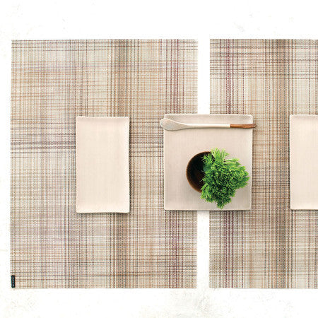 Chilewich Plaid Placemats