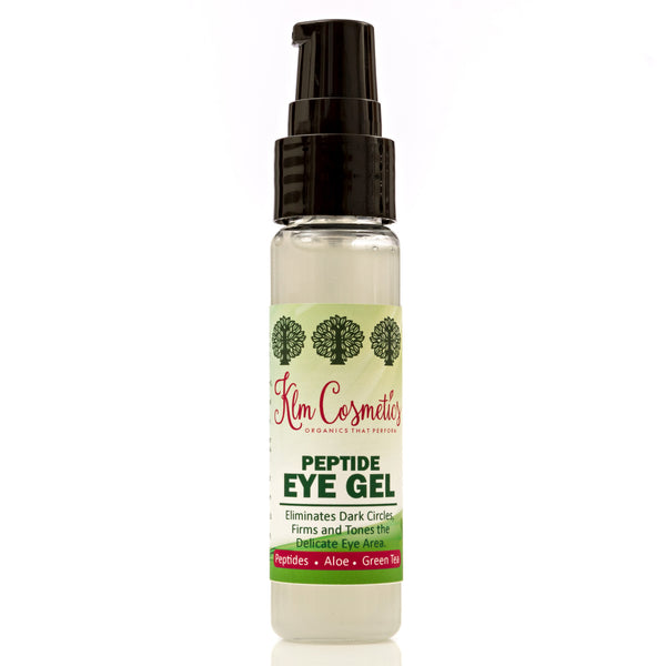 Peptide Eye Gel Removes Dark Circles and Repairs Under Eye Tissue - KLM Cosmetics - 1