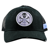 Ball cap MOB crest