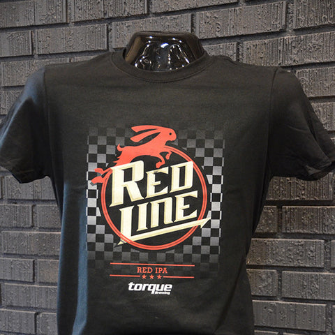 Red Line Unisex T