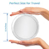 Image of 15X Magnifying Suction Cup Mirror