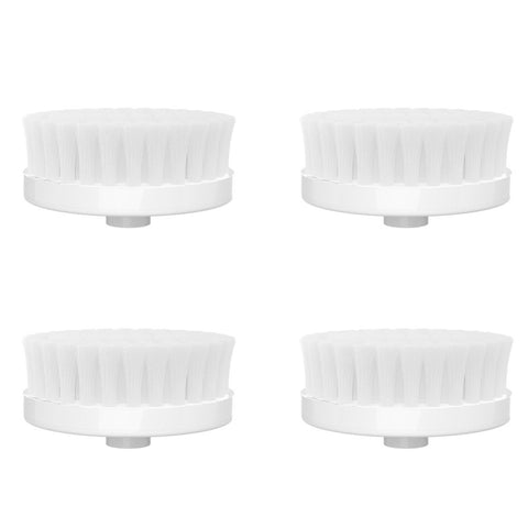 Replacement Face Brushes - Set of 4