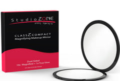 ClassZ Black Compact Mirror - Essential Skin Solutions