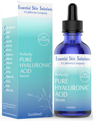 Perfectly Pure Hyaluronic Acid Serum for Face - Essential Skin Solutions