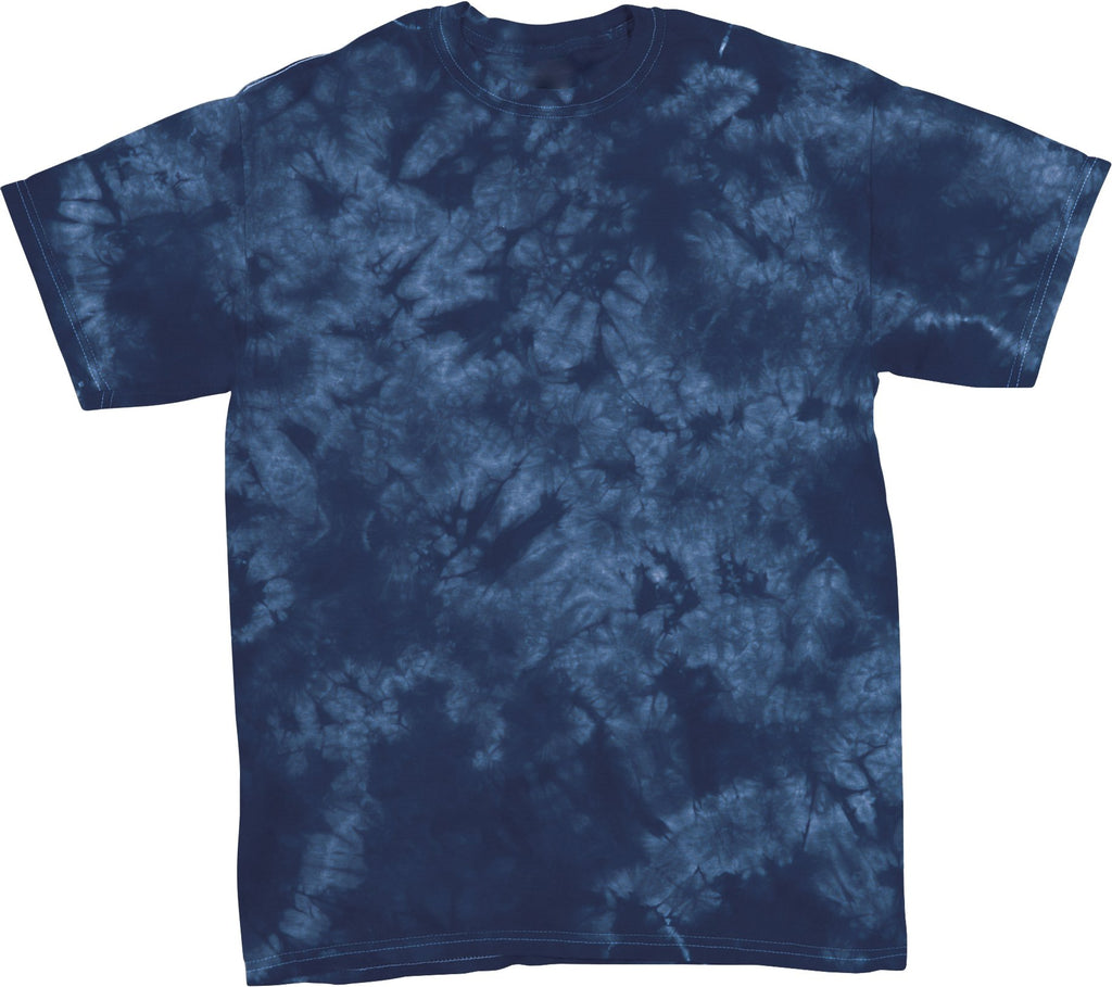 FED UP BLUE TIE DYE