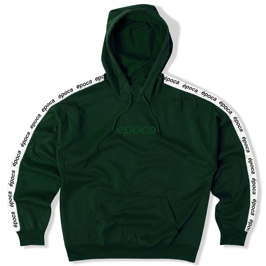 Green Hoodie (Época) Limited Edition