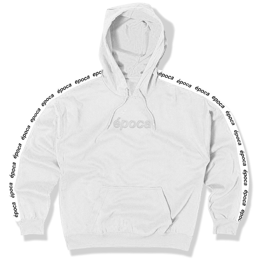 White Hoodie Época (Limited edition)