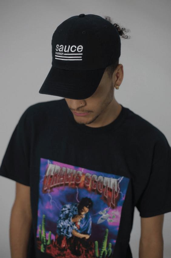 Black Sauce - SeasonCaps  - Dad Cap