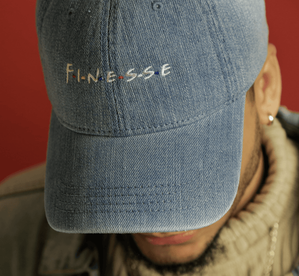 Denim Finesse (Limited Edition) - SeasonCaps  - Dad Cap