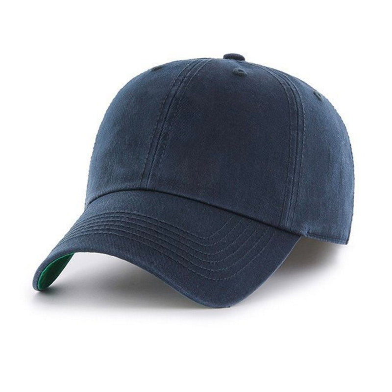 Classic SeasonCaps Navy Cap (Unconstructed) - SeasonCaps  - Dad Cap