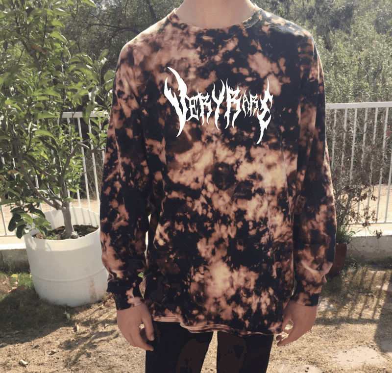 VERY RARE (BLEACHED) Long Sleeve