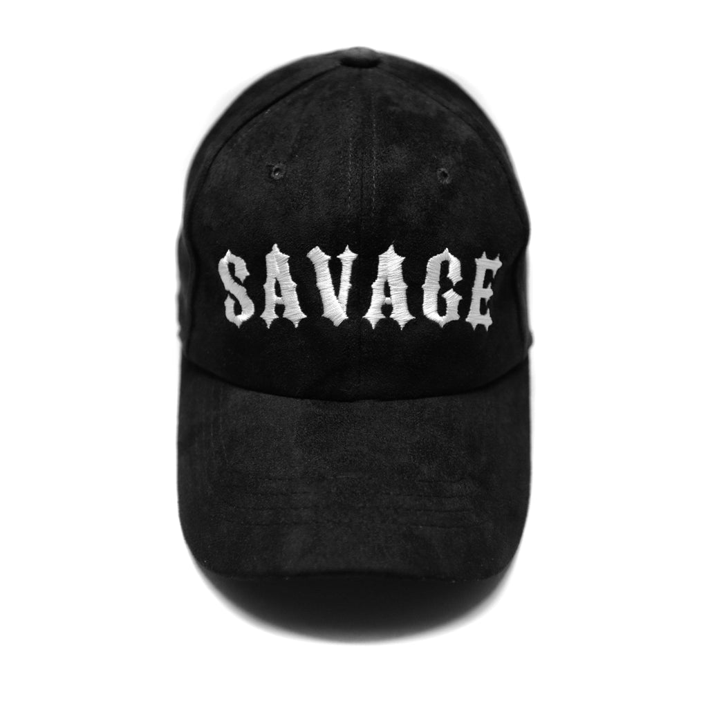 Suede Savage (Black) (Unconstructed)