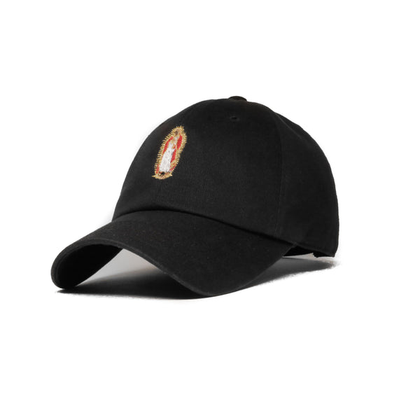 Black Forgive Me Mother Cap