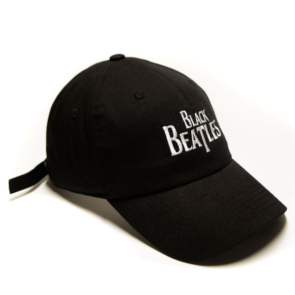 Black Beatles (BLK) Limited Edition - SeasonCaps  - Dad Cap