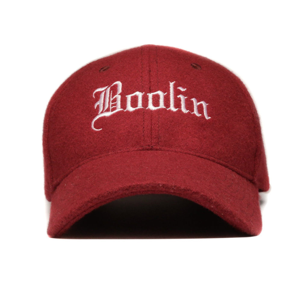 Boolin WOOL (Unconstructed) - SeasonCaps  - Dad Cap