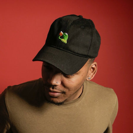 "BLK ""None Of My Business"" Cap (LIMITED)"