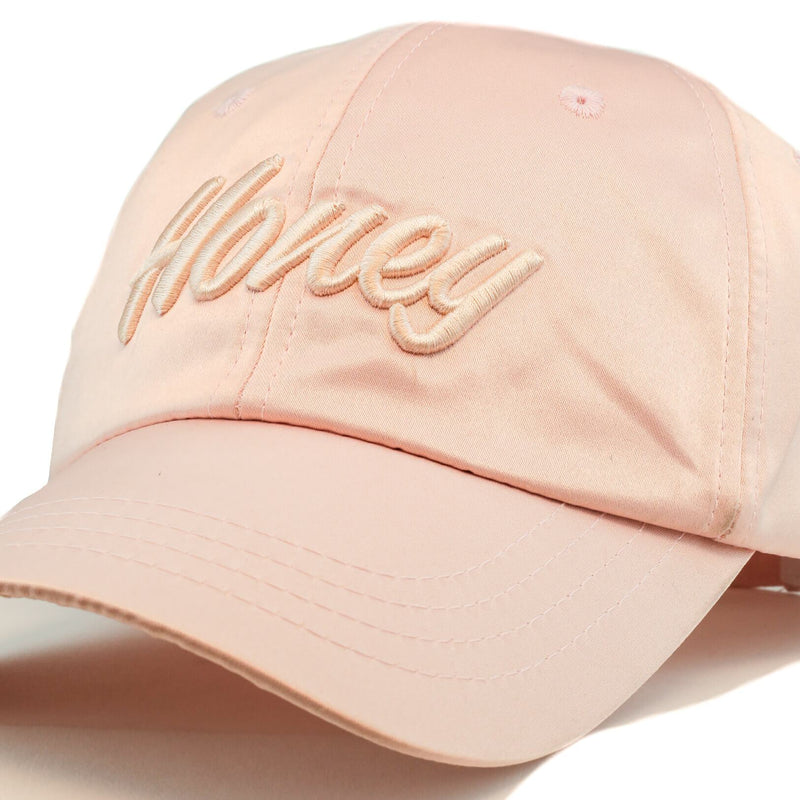 Honey Nylon (Salmon)