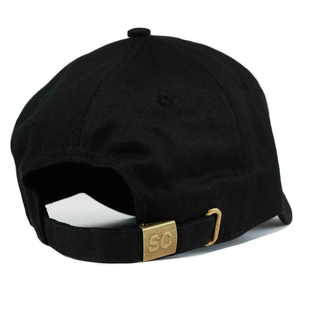 Petty Baseball Hat (Black)