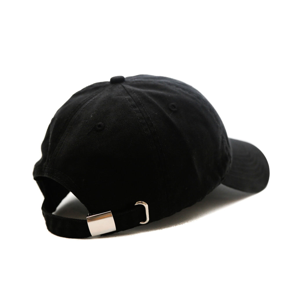 Dad Cap (Black) - SeasonCaps  - Dad Cap