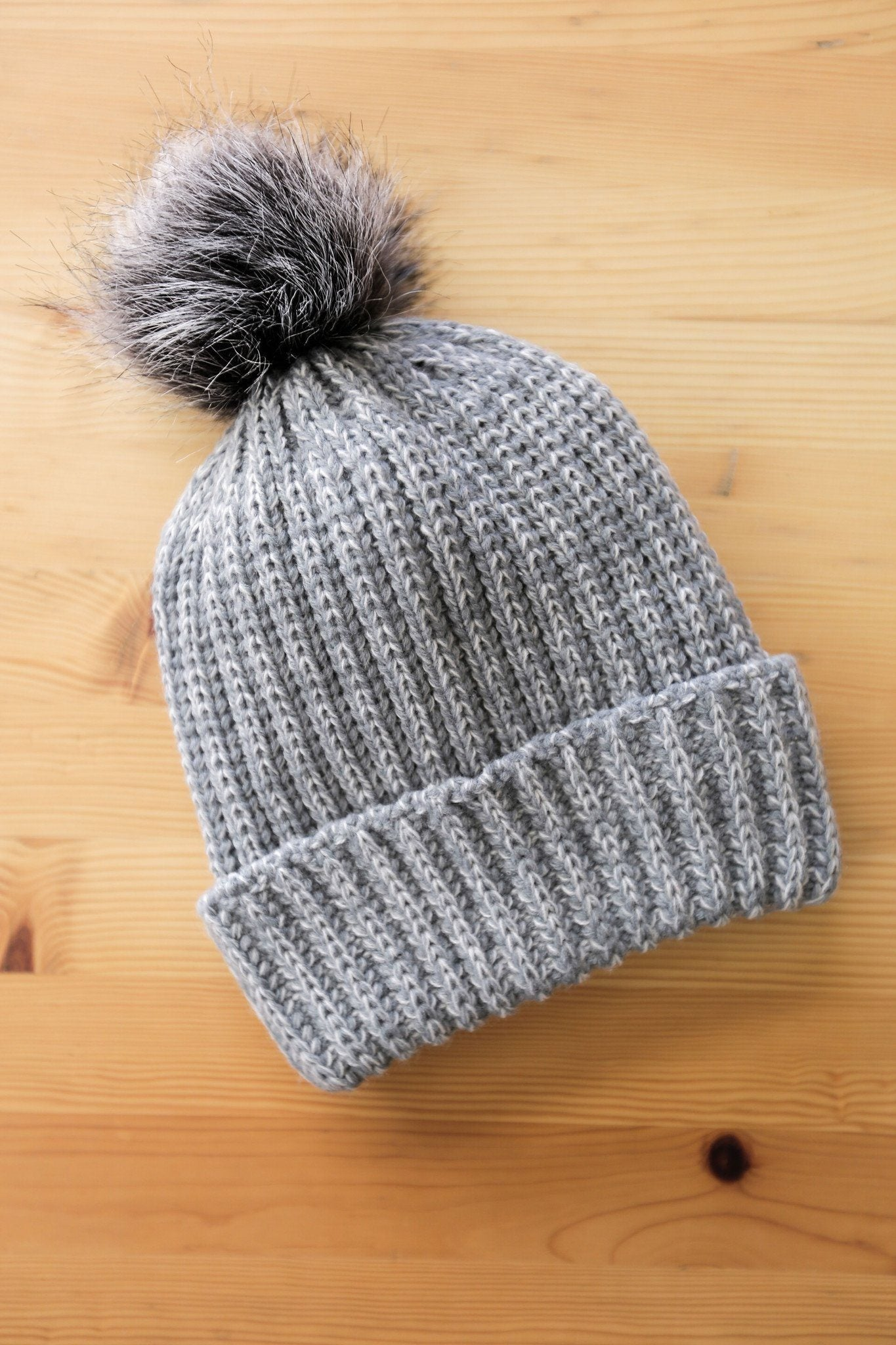 Grey Season Beanie - SeasonCaps  - Dad Cap