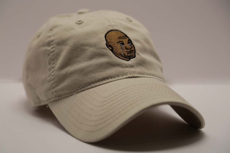 Tan Crying Jordan Polo - SeasonCaps  - Dad Cap