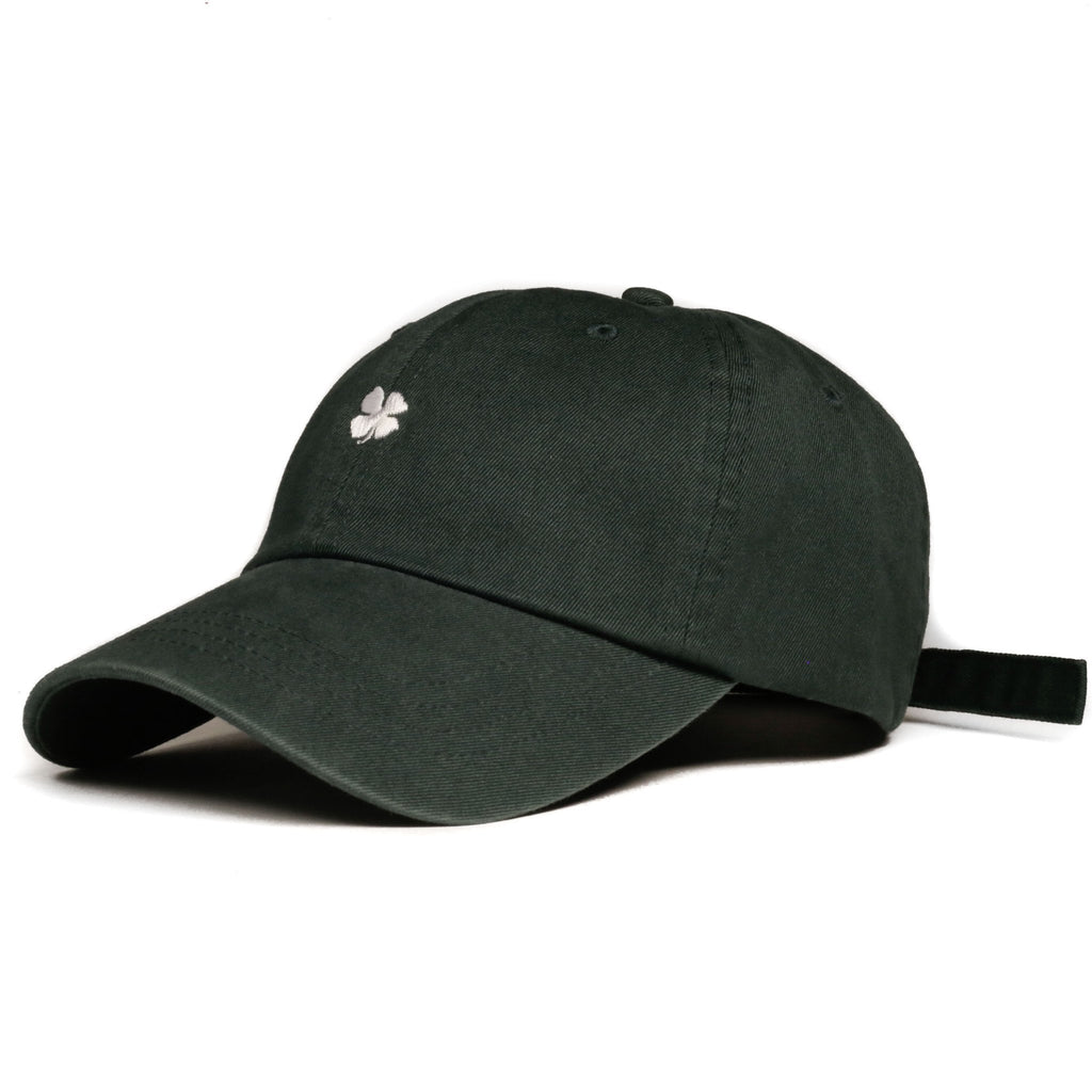 Green Lucky Cap - SeasonCaps  - Dad Cap