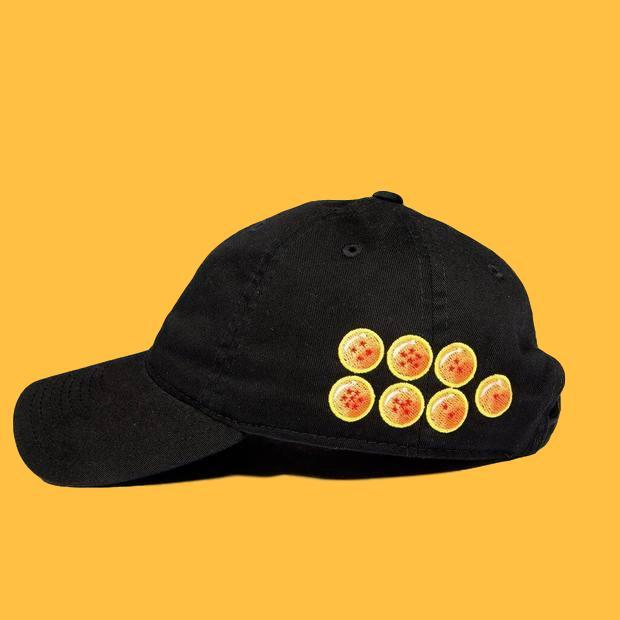 Black DBZ Cap (Limited)