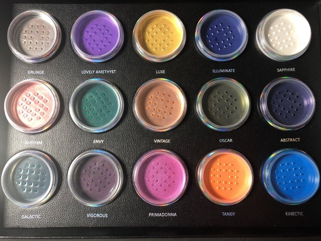 Lucid Dream Loose Pigment Palette