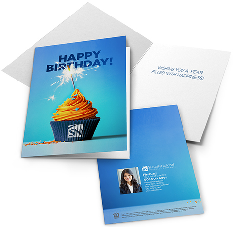 Birthday Cards with Envelopes