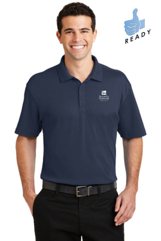 NEW EMPLOYEE Silk Touch™ Interlock Performance Polo Shirt