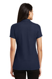 NEW EMPLOYEE Silk Touch™ Y-Neck Ladies' Polo Shirt
