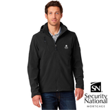 Eddie Bauer Hooded Soft Shell Parka