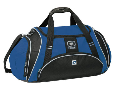 OGIO® Crunch Duffel Bag w/ Side Storage Pocket