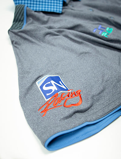 Ladies Custom SNMC Race Polos