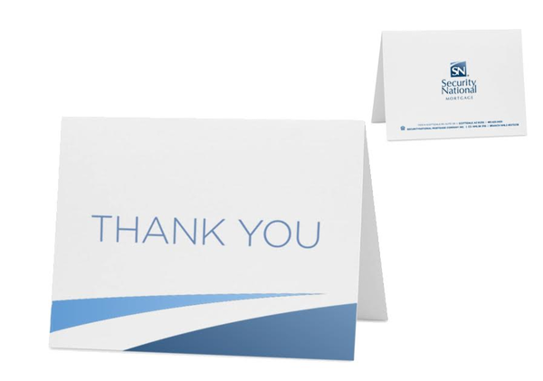 Thank You Cards w/Envelopes