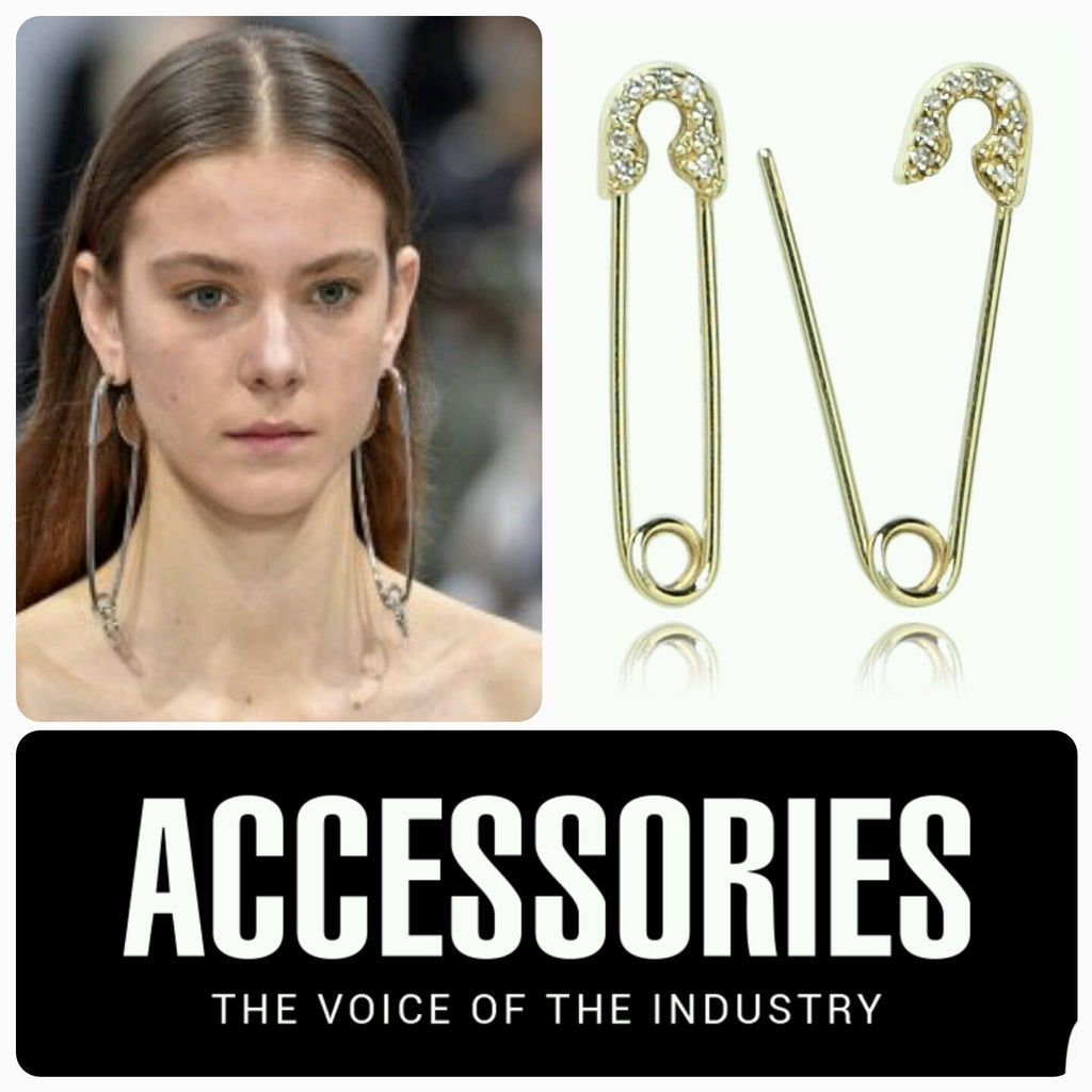 Julieri Pin E1 Featured in Accessories Magazine