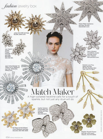 JULIERI IN C Wedding Magazine
