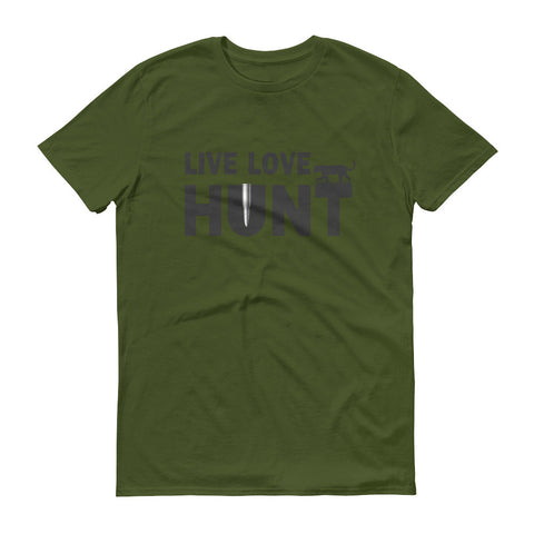 live love hunt™ men's leopard tee