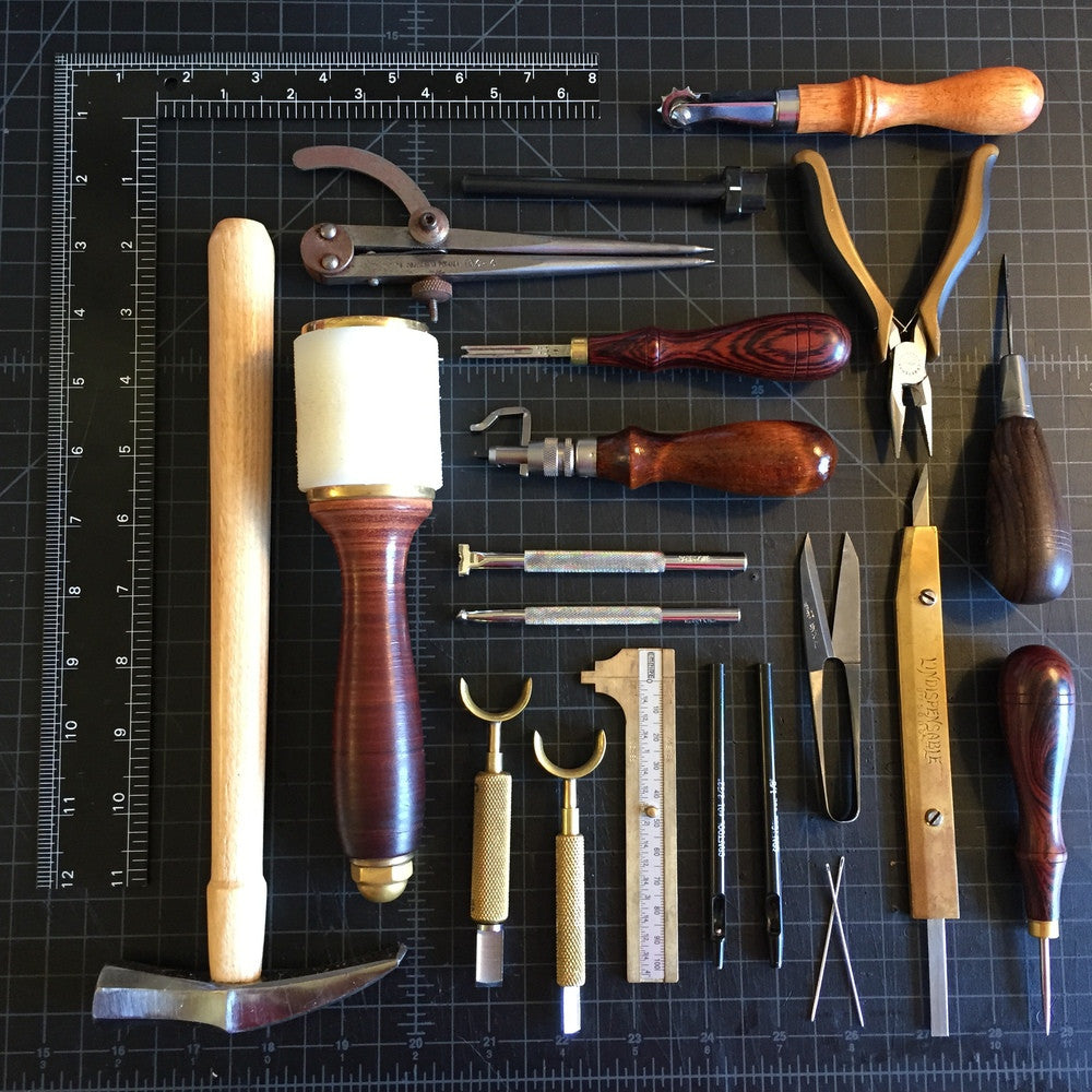 Tools For The Beginner Leather Crafter