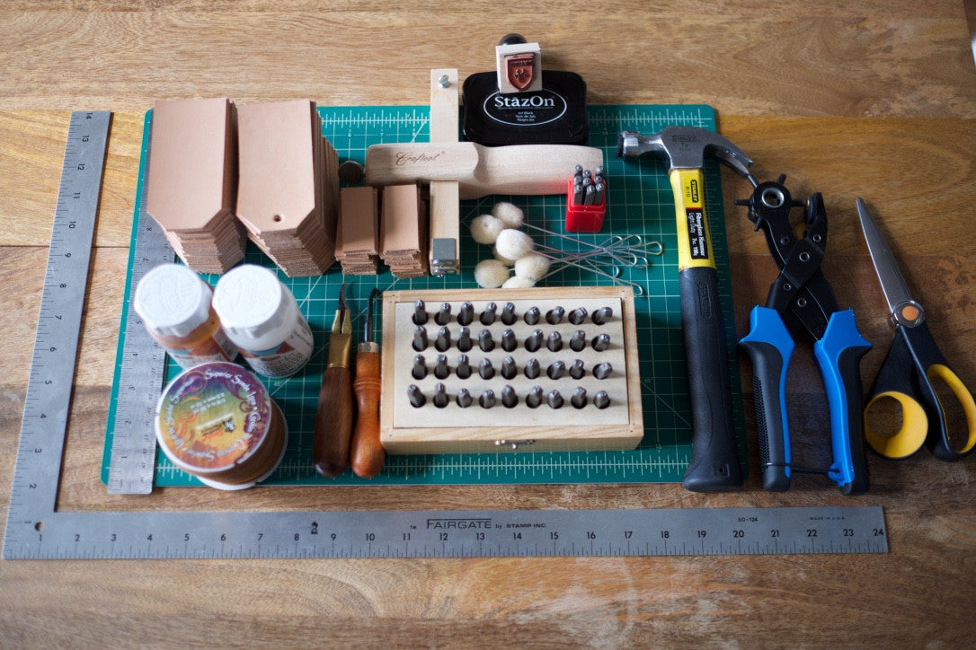 Tools For The Prospective Leather Crafter