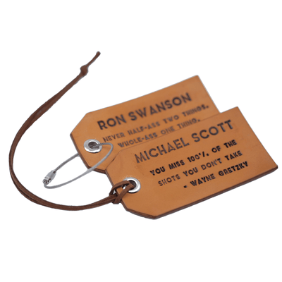 Set Of 2 Luggage Tags // Select Attachments