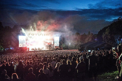 Win a week pass to Øyafestivalen!