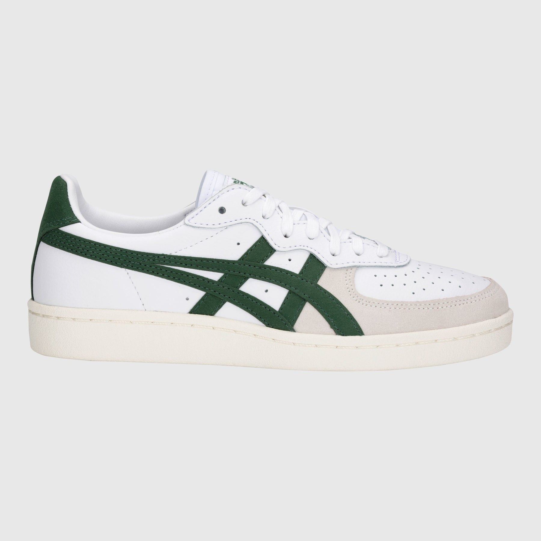finest selection 268bc e7af7 Asics GSM Sneaker - White / Hunter Green