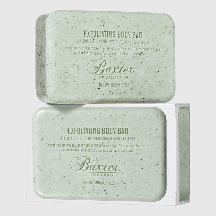 Baxter of California Exfoliating Body Bar Hand & Body Baxter of California